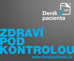 Zdraví pod kontrolou – mobilní aplikace Deník pacienta