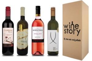 Wine Story balíček