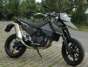 Motocykl pro autoškoly