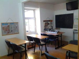 Učebna v Autoškole Praha