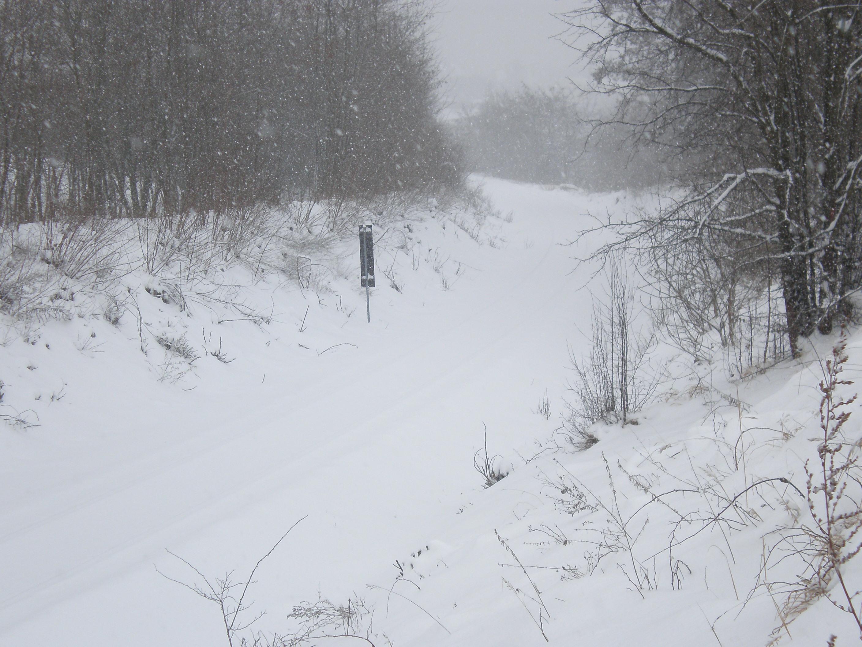 Zimní počasí se blíží, příprava sjezdovek bude moci začít