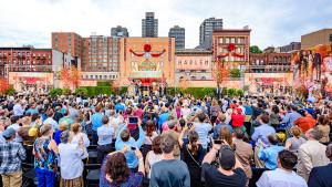 Scientologická církev v New Yorku ve čtvrti Harlem otevřela dvě nové budovy, Scientologie v USA
