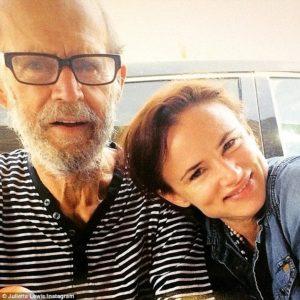 Američtí herci Geoffrey Lewis a Juliette Lewis se hlásí k Scientologii
