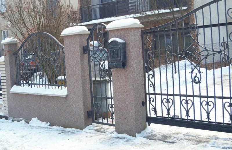 Zima je ideálna na výrobu exteriérových doplnkov domov