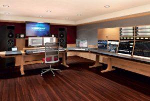 Audio místnost Scientology Media Productions