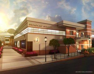 Vysilací budova Scientology Media Productions