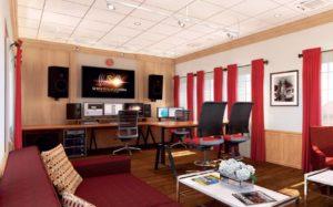stříhací studio scientology media production