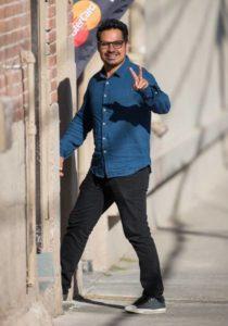 Michael Peňa - americký herec a Scientolog - člen scientologické církve