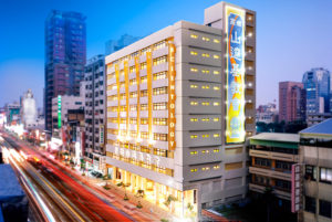 Scientologie na Taiwanu Kaohsiung