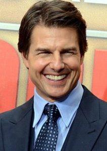 Tom Cruise – přední americký herec a člen scientologické církve