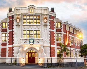 Scientologie Nový Zéland Auckland