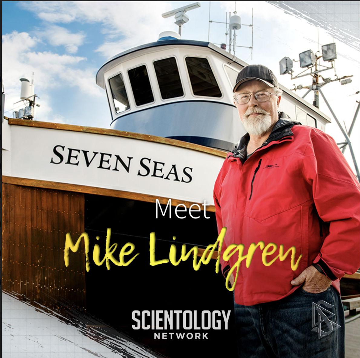 Poznejte scientologa – Mike Lindgren