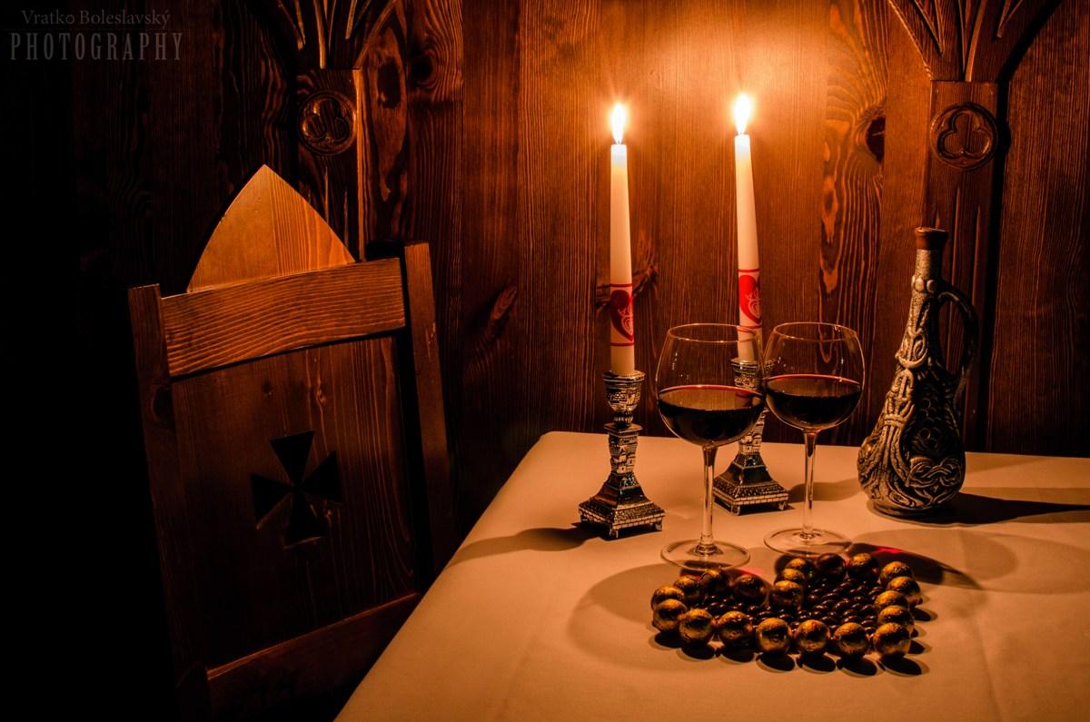 Doprajte si s partnerkou Valentínsky pobyt na Zámku Vígľaš